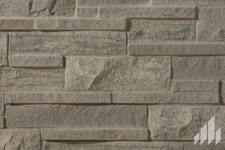 Arriscraft Shadow Stone Steel Grey Masonry Supply