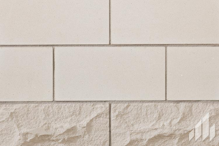 Sample of Arriscraft Arris.Tile in the colour Limestone