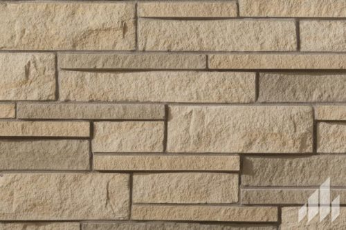 Sample of Arriscraft Shadow Stone in the colour Sierra