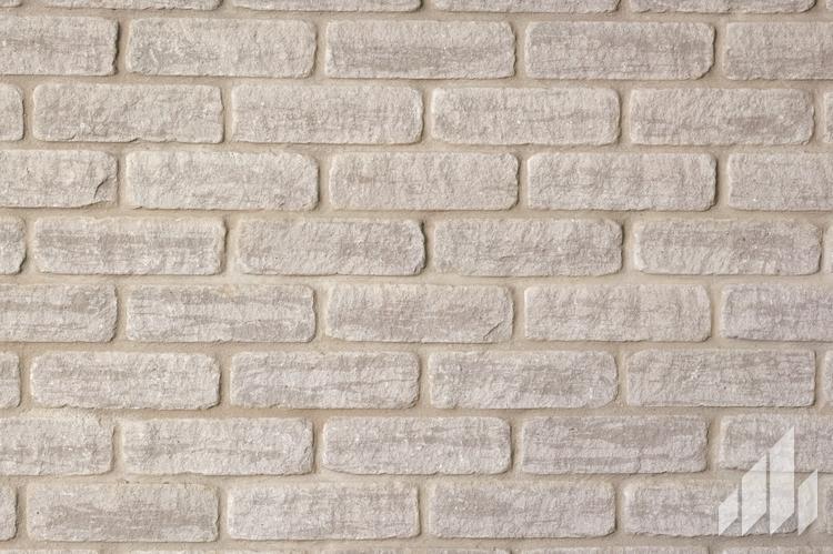 Arriscraft - Tumbled Vintage Brick - Silver Mist