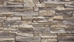 Brampton Brick - Stacked Stone - Alderwood