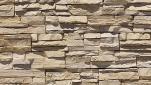 Brampton Brick - Stacked Stone - Dry Creek