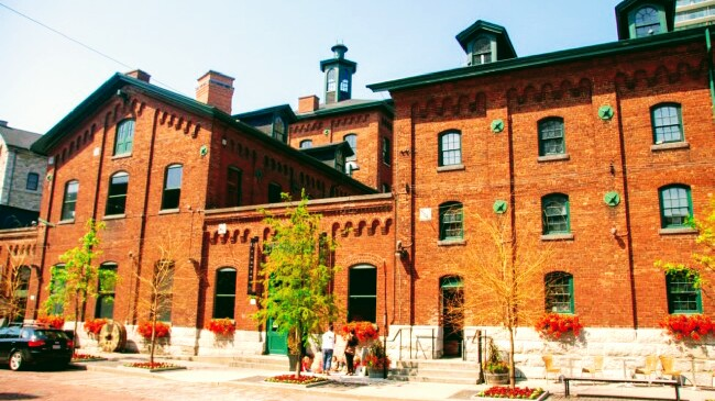 Historic brick masonry restoration project completed by Amplify Masonry
