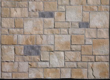 Lafit Stone & Lafit Alto Stone - Accent Range Dunlop Beige - Rockland Black