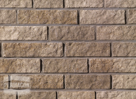 Permacon - Cinco - Bricks | Cinco® Brick - Range Amboise beige