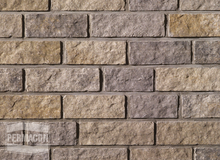 Permacon - Cinco - DUO range Amboise beige and Margaux beige