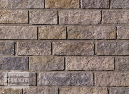 Permacon - Cinco - DUO range Chambord grey and Margaux beige