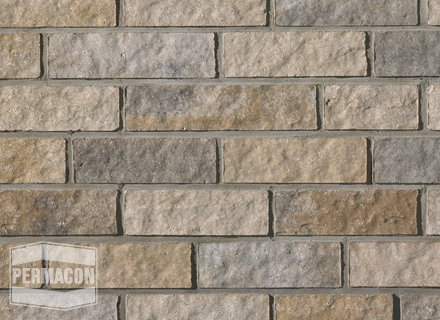Permacon - Cinco - DUO range Dunlop beige and Margaux beige
