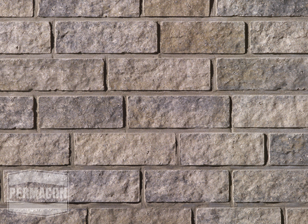 Permacon - Cinco - Range Chambord grey