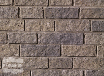 Permacon - Cinco - Range Lennox grey