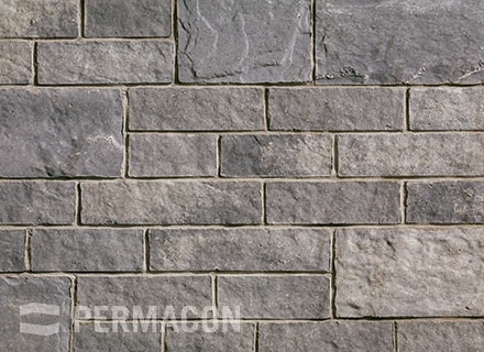Permacon - Cinco - Range Newport Grey