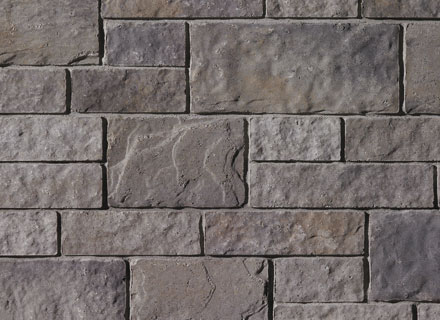 Permacon - Cinco Stone - Range Lennox Grey