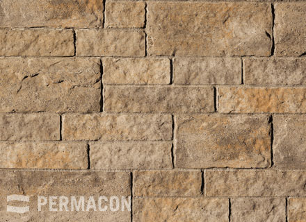Permacon - Cinco Stone - Range Savannah Beige