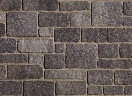 Permacon - Dufferin Plus - Range Ramezay Grey