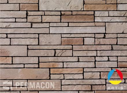 Permacon - Lamina Mono - Range Amboise Beige Artis