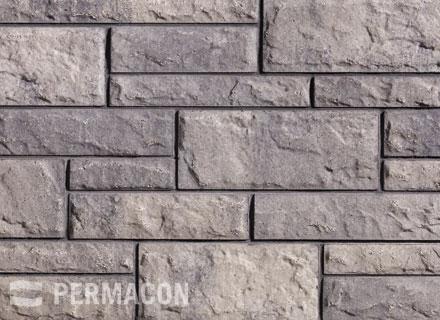 Permacon - Mondrain Stone - Newport Grey