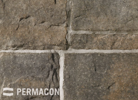 Permacon - Seigneurial Stone - Brown Coal