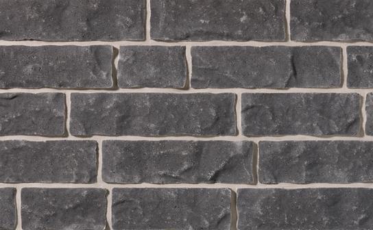 Brampton Brick - Vivace - Linear Charcoal