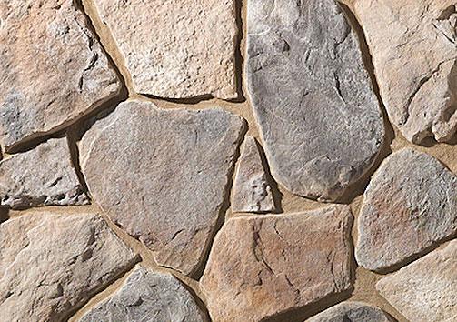 Brampton Brick - Dutch Quality Stone - Field Stone - Sienna