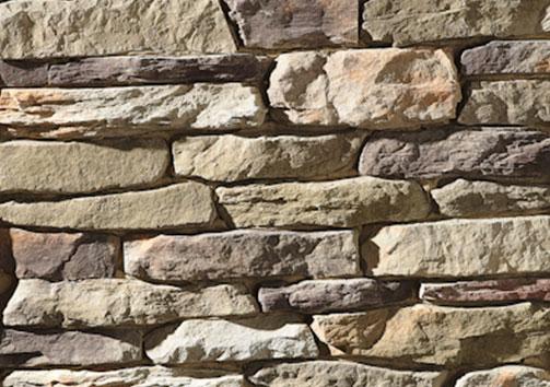 Brampton Brick - Dutch Quality Stone - Ledgestone - Sagewood