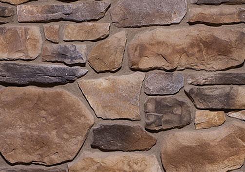 Brampton Brick - Dutch Quality Stone - Tuscan Ridge - Sienna